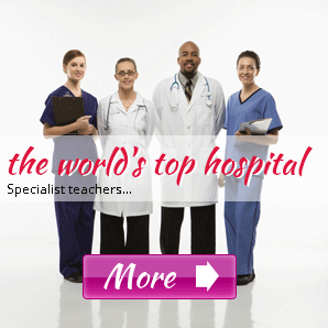 Banner the world's top hospital